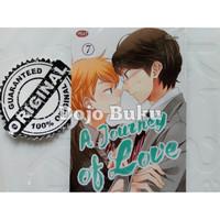 Komik Seri: A Journey of Love oleh Chojin