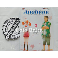Komik Seri: Anohana - The Flower We Saw That Day by MITSU IZUMI
