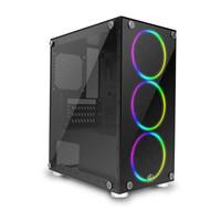 CUBE GAMING VARDE & 3 PCS RAINBOW BOREALIS FAN