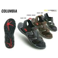 Connec Colombia Sepatu Sendal Gunung Hiking Pria Original