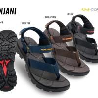 Connec RINJANI Sepatu Sendal Gunung Hiking Pria Original