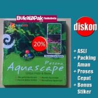Harga promo pesona aquascape untuk hobi dan bisnis warisno dan kres | antitipu.com