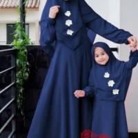 Harga baju muslim couple ibu anak jola   antitipu.com