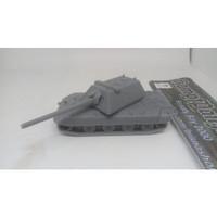 1/72 German tank E-100 [3d-printed]