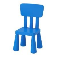 Kursi anak, dalam/luar ruang, biru
