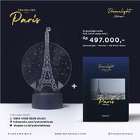 DreamLight Travelling Season Paris + A5 Block Note