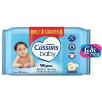 MARI DIBELI CUSSONS BABY WIPES 50'S (BUY 1 GET 1 50S) / CUSSON TISSUE