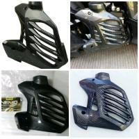 Cover Radiator Aerox Carbon Nemo Aksesoris Variasi Motor