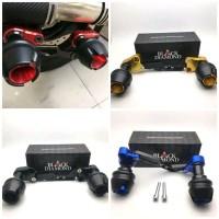 Pelindung Knalpot Yamaha Xmax Nmax Lexi Aerox Pcx Lokal Universal