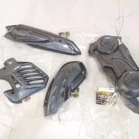 Paketan Yamaha Aerox Carbon Nemo