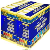 Buku Syarah Shahih Muslim Oleh Imam An-Nawawi 1 Set 12 Jilid