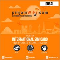 Sim Card Dubai (UAE) 3 GB for 30 Days   Simcard Dubai UAE