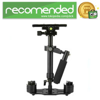 Taffware Stabilizer Steadycam Pro for Camcorder DSLR - S40