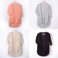 Hello Michi Knitwear Hella / cardigan anak perempuan / jaket anak