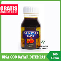 Madu SM With Nano Technology, Madu Murni, Madu Asli, Madu Murni plus
