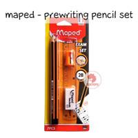 Zoetoys Maped - Prewriting Pencil Set | mainan edukasi | mainan anak