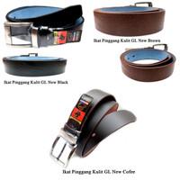 Leather Belt Jarum GL Kulit