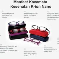 Ion Nano Kacamata Anti Radiasi K Ion Nano K-link / Kacamata Terapi Ion