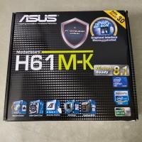 ASUS H61M-K LGA 1155 Motherboard