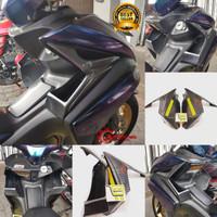 Side Pocket Atau Begasi Depan Yamaha Aerox Versi Carbon Series