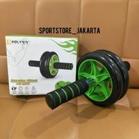 Exercise Wheel Kely - Double Wheel Kely - Roda Fitnes Kely
