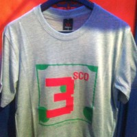 kaos distro bm ori 3second