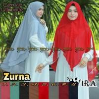 Fashion Wanita Jilbab Khimar Two layer