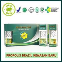 Obat Telinga Berair - Telinga Congek - Faringitis - Propolis SM BRAZIL