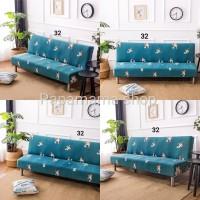 sofa bed sarung cover sofa bed import corak baru no 69-124