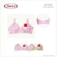 SOREX bra motif bunga 8108