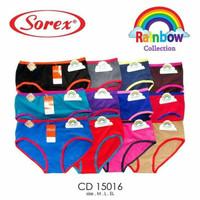 SOREX celana dalam pelangi 15016