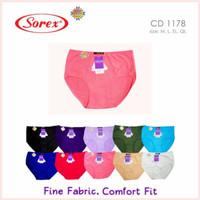 Sorex Soft Size M-XXL Celana Dalam Big Size Sorex 1178