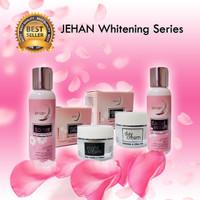 Paket Pemutih Wajah / Whitening Glow Jehan