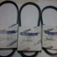 LIMITED Fan belt set atoz tali kipas set mobil hyundai atoz
