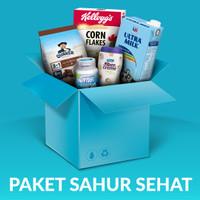 Ramadhan Package A2 - Paket Sahur Sehat