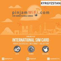 Sim Card Kyrgyzstan Unlimited FUP 3 GB for 30 Days  Simcard Kyrgyzstan