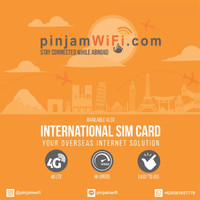 Simcard Eropa Unlimited FUP 4 GB for 15 Days - Sim Card Europe