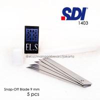 SDI Isi Cutter Kecil (A100) 9 mm