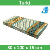 Rivest Sarung Kasur 80 x 200 x 15 - Turki