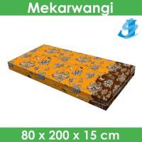 Rivest Sarung Kasur 80 x 200 x 15 - Mekarwangi