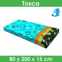Rivest Sarung Kasur 80 x 200 x 15 - Tosca