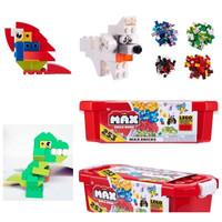 Zuru Max Bricks Box Construction Value 253 pcs Mainan Anak Lego