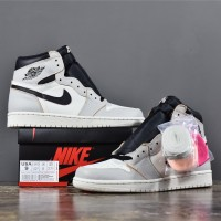 Air Jordan 1 SB Light Bone (UNAUTHORIZED AUTHENTIC)