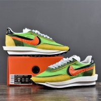 Sacai x Nike LDV Waffle 'Daybreak Green' (UNAUTHORIZED AUTHENTIC)