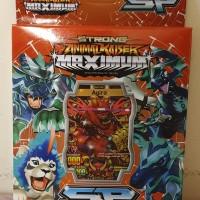 mainan kartu animal kaiser strong maximum sp special Agira