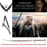 Gantungan Pedang The Hobbit Sword Hanger Of Thranduil UC3168 LOTR