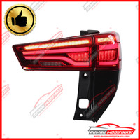 STOPLAMP - TOYOTA INNOVA REBORN SMOKE - VLAND - RED + BLACK