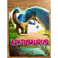 Appatosaurus Si Ekor Cambuk - Seri Pengenalan Dinosaurus