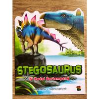 STEGOSAURUS Si Kadal Berlempeng - Seri Pengenalan Dinosaurus
