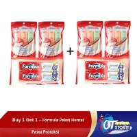 FORMULA PAKET HEMAT FREE POUCH - PASTA FORMULA PROTEKSI - BUY 1 GET 1